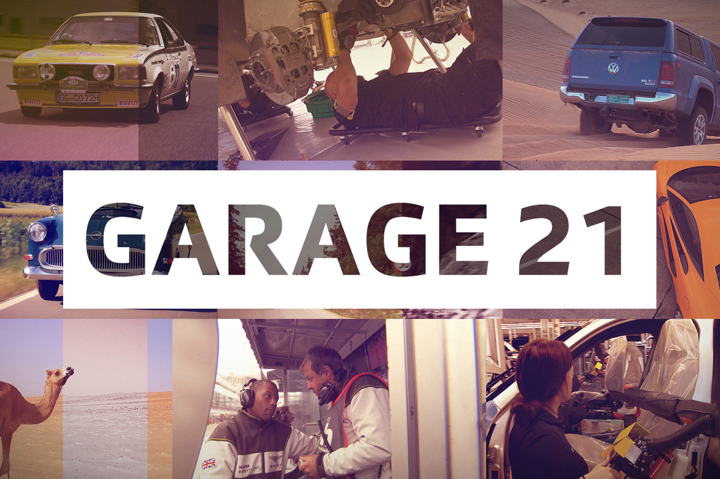 Garage 21 Keyvisual Copyright