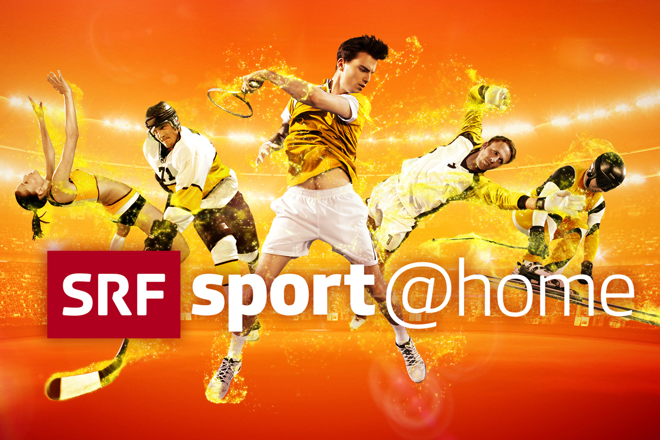 sport@home Keyvisual