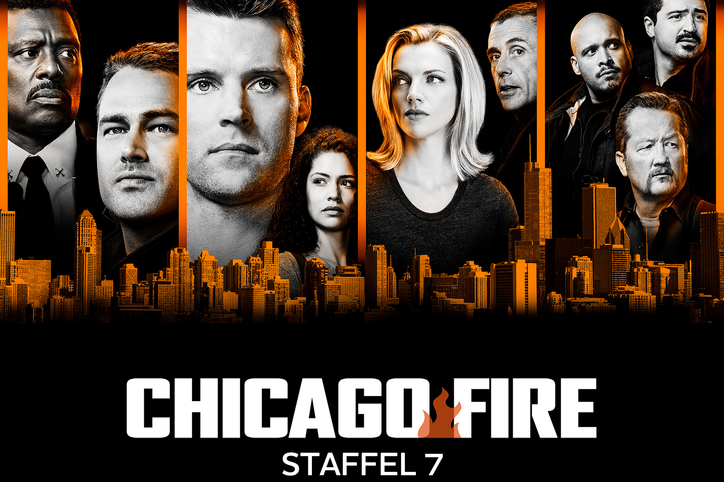Chicago Fire Staffel 7 Keyvisual