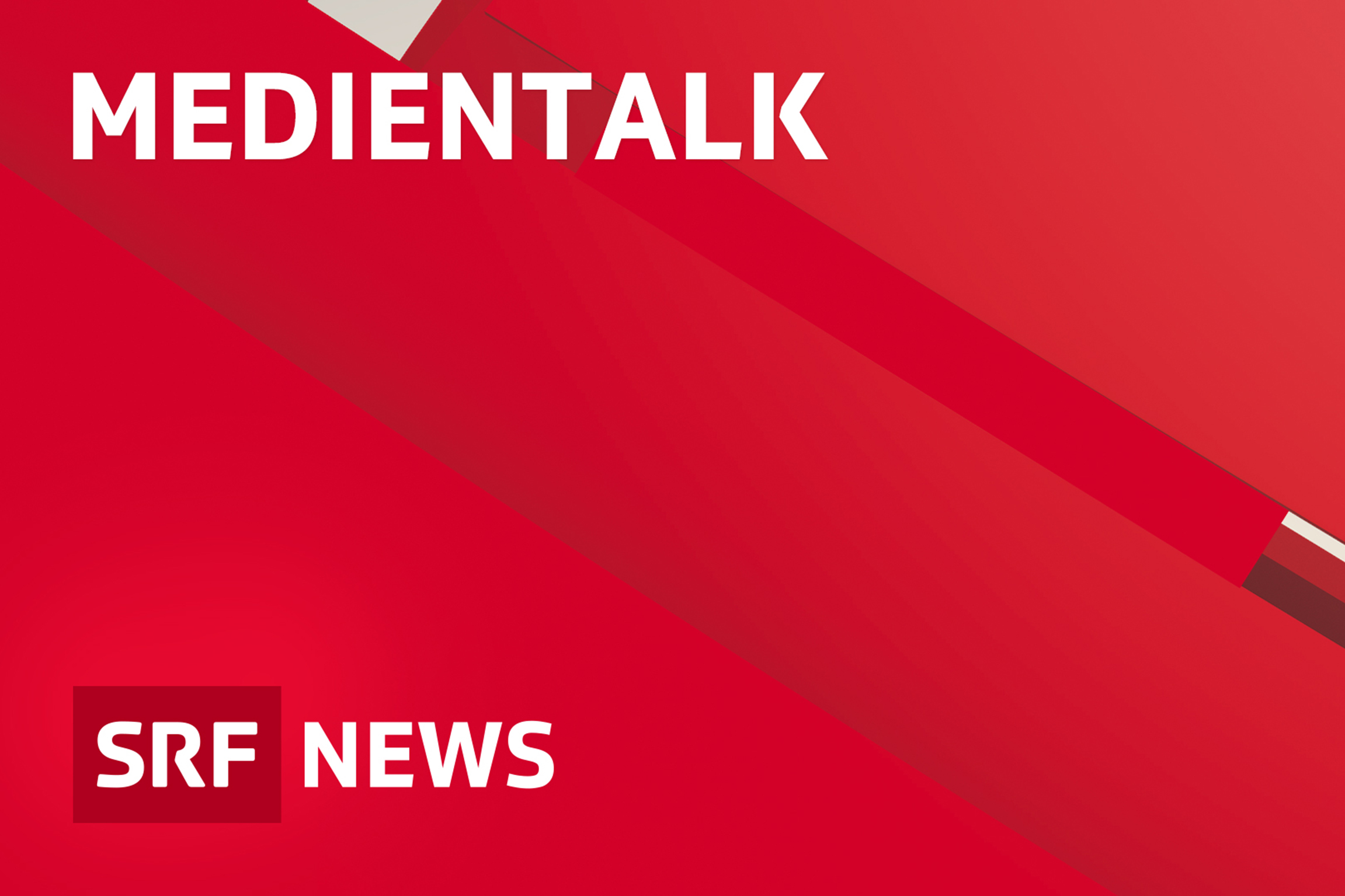 Medientalk Radio SRF 4 News Logo
