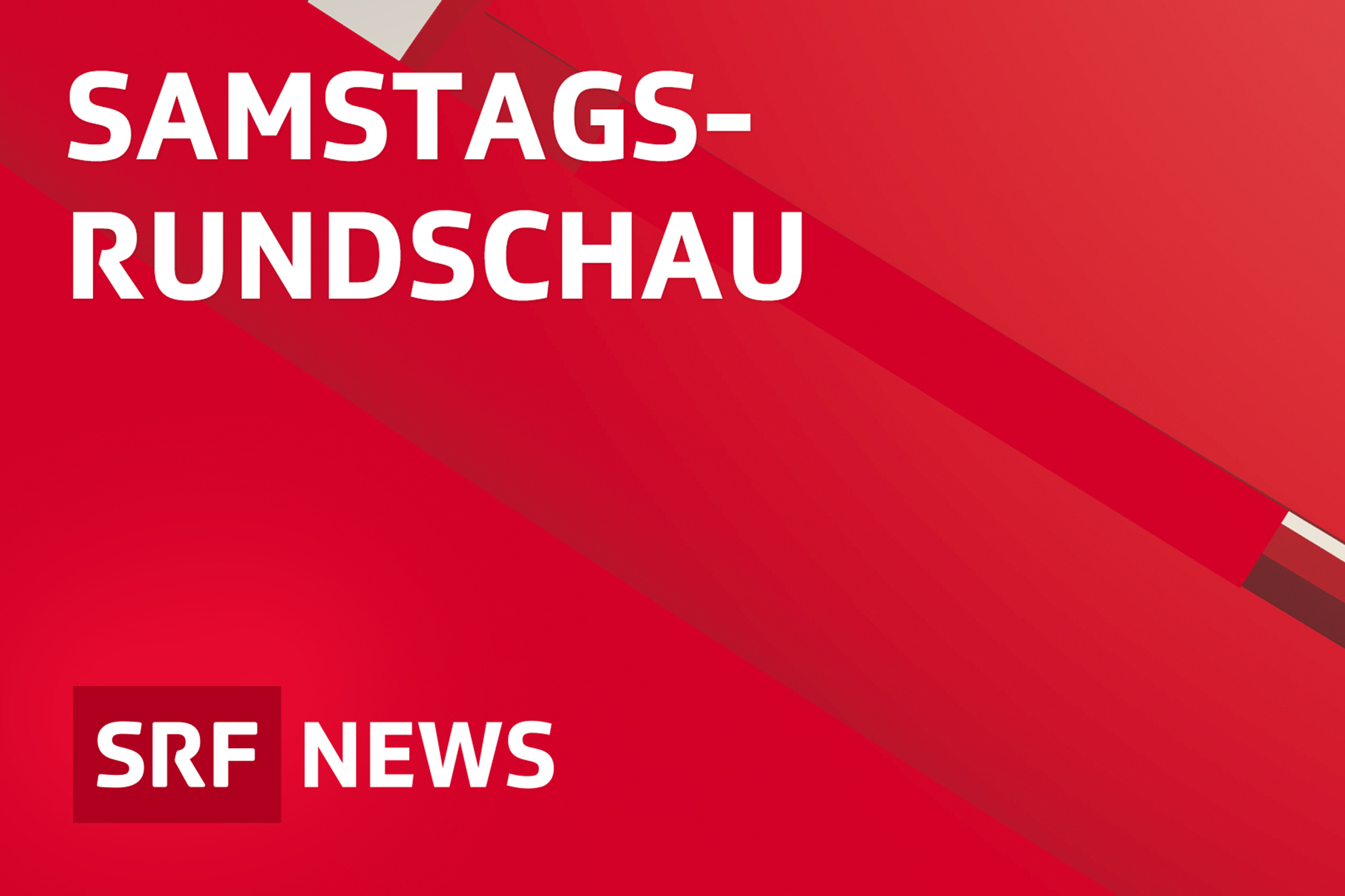 Samstagsrundschau Radio SRF 4 News