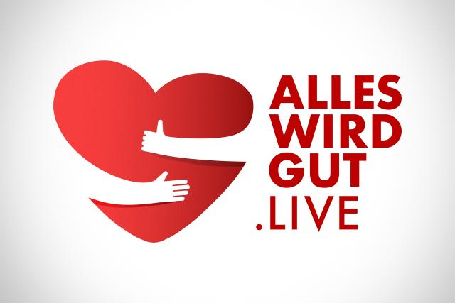 Alles wird gut.live Keyvisual