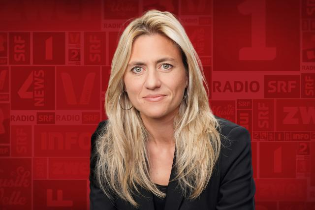 Hallo SRF! Podcast-Experiment Hallo Sandra! Sandra Schiess 2020