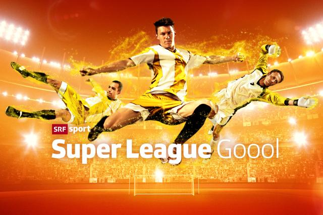 Super League Goool Keyvisual