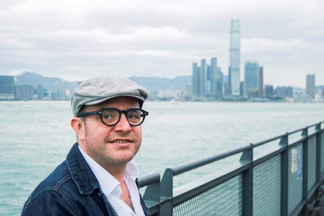 SRF DOK-Serie: Mein anderes China Folge 1 Pascal Nufer in Hongkong
