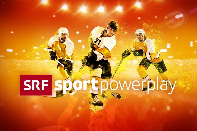 SRF sport Powerplay Keyvisual