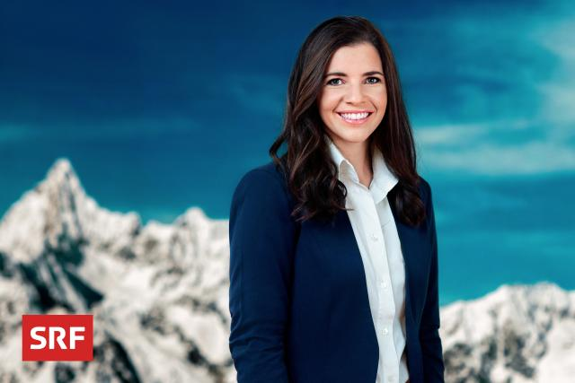 Tina Weirather SRF-Expertin Ski Alpin