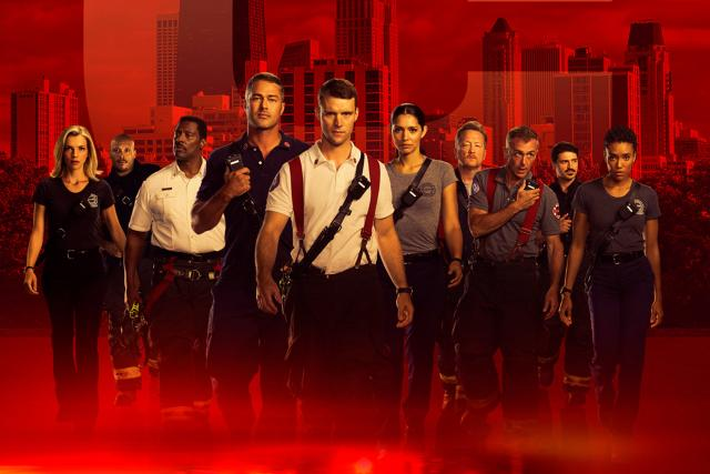 Chicago Fire Staffel 8 Keyvisual