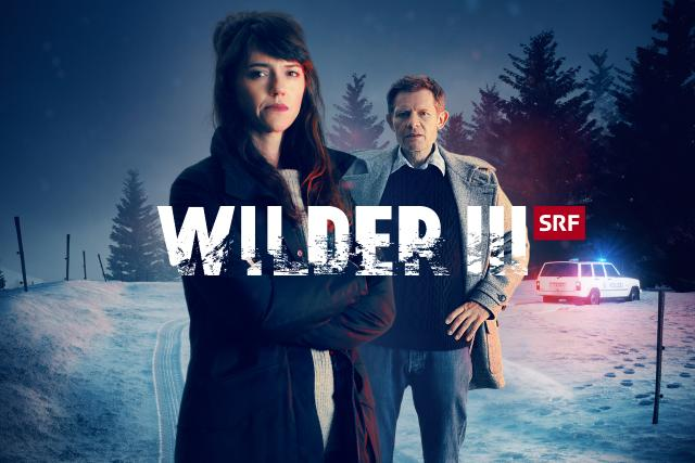 Wilder Staffel 3 Keyvisual Buch: Béla Batthany Regie: Jan-Eric Mack Produktion: C-FILMS AG, PANIMAGE GmbH