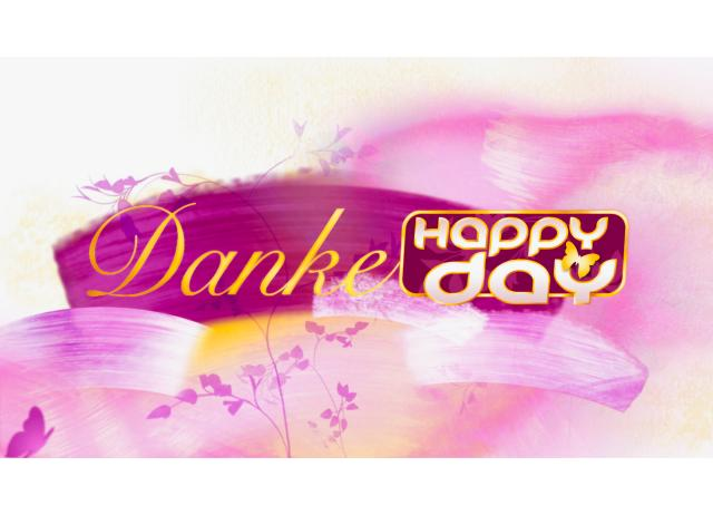 Danke Happy Day Logo