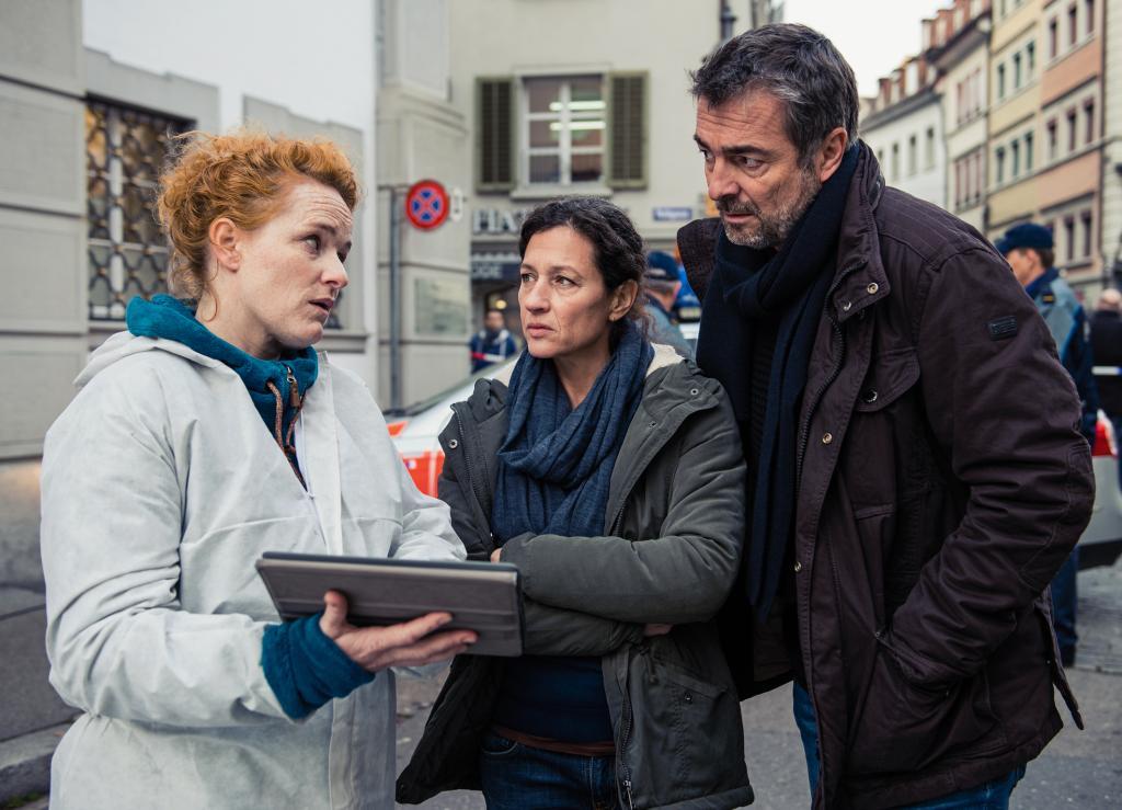 Schweizer Tatort Synchronisiert