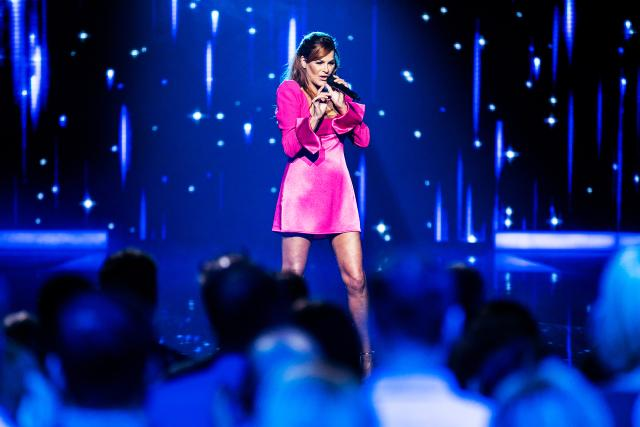 Hello Again! Die Pop-Schlager-ShowAndrea Berg2019Copyright: SRF/Mirco Rederlechner