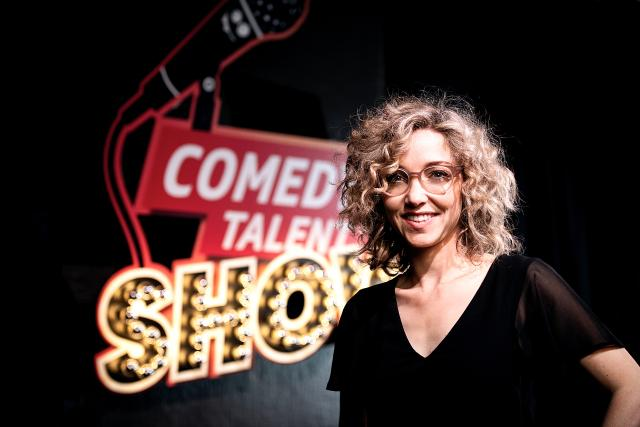 Comedy Talent Show Sendung 1 2019 Martina Hügi