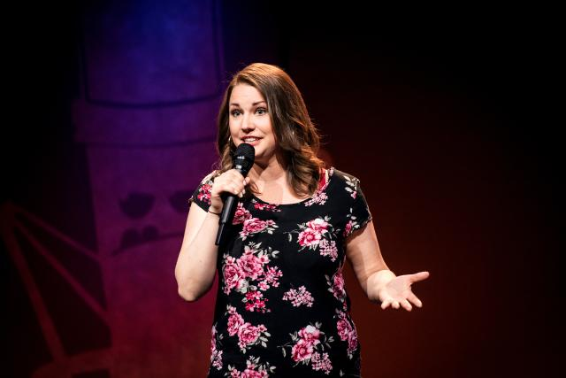 Comedy Talent Show Sendung 1 2019 Isabel Meili