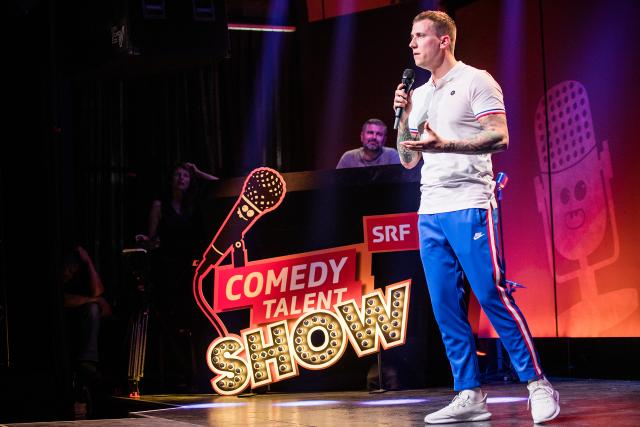 Comedy Talent Show Sendung 3 2019 Fabio Landert