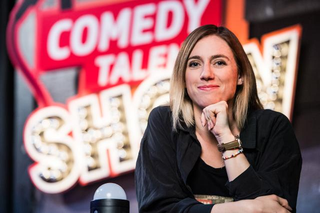 Comedy Talent Show Sendung 3 2019 Jane Mumford