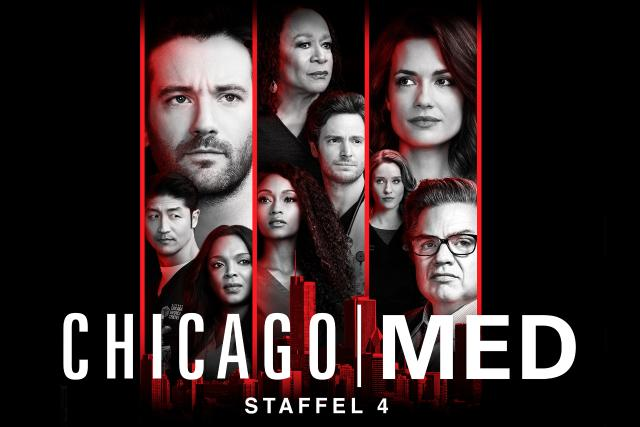 Chicago Med Staffel 4 Keyvisual