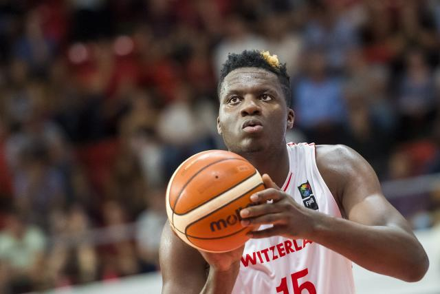 Sports Awards 2019 Clint Capela, Basketball Nominiert in der Kategorie «MVP» (Most Valuable Player) 2019