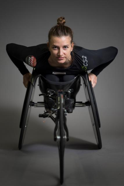 Sports Awards 2019 Manuela Schär, Leichtathletik Nominiert in der Kategorie Paralympische Sportler