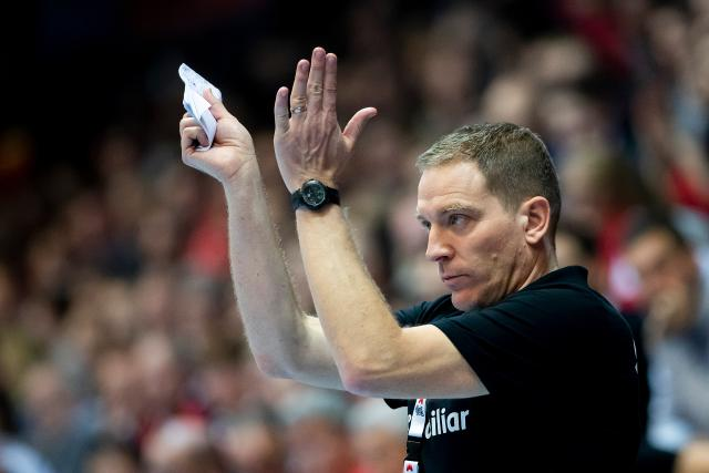 Sports Awards 2019 Michael Suter, Handball, Nationaltrainer der Männer Nominiert in der Kategorie Trainer des Jahres