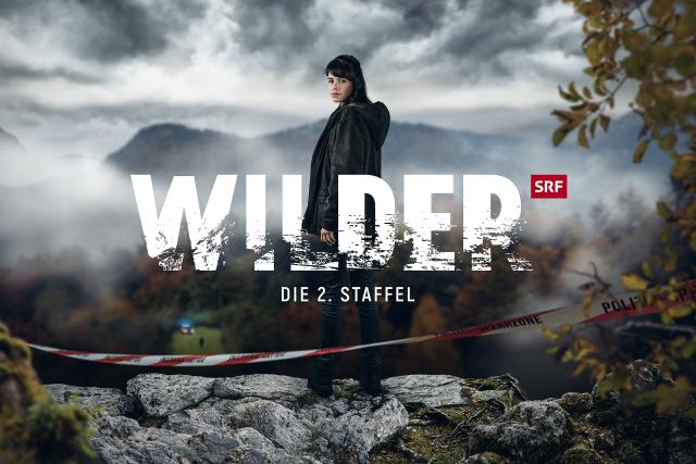 Wilder Staffel 2 Keyvisual
